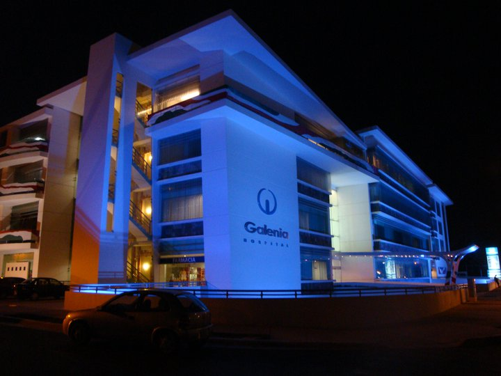 Hospital Galenia Cancun