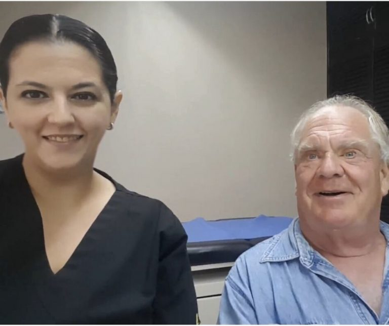 FUE Patient in Cancun Testimonial Blue Medical Services