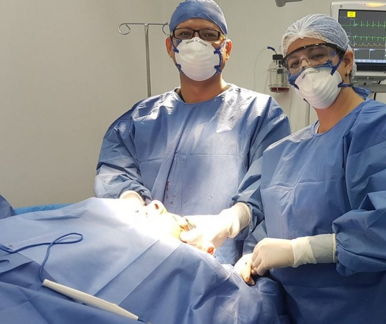 Safe Plastic Surgery in Cancun Dr. Jorge Uribe and Dr. Alexa Vargas