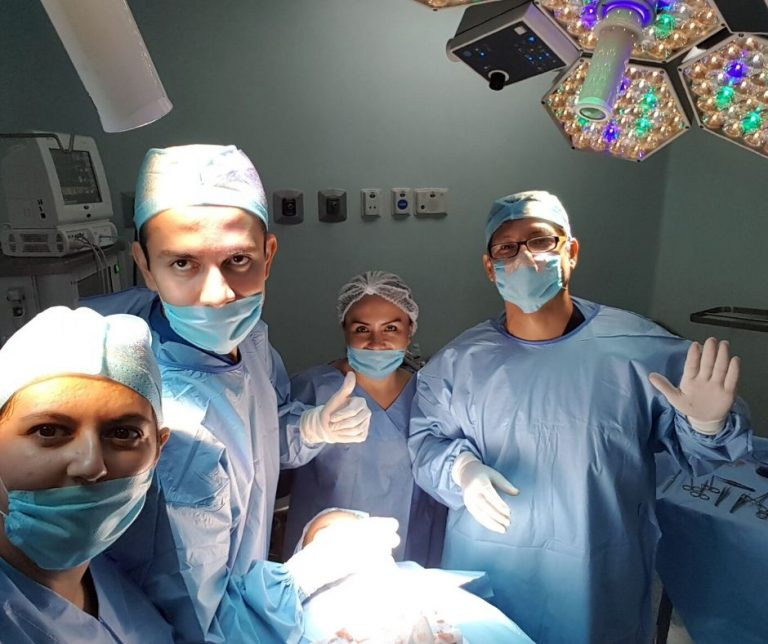 Surgery with the Boys - Plastic Surgery Cancun with Blue Medical Services